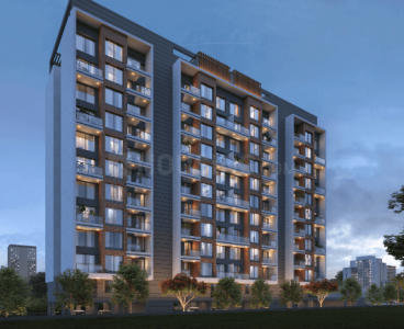 Gallery Cover Image of 671 Sq.ft 2 BHK Apartment for buy in Ravet for 5100000