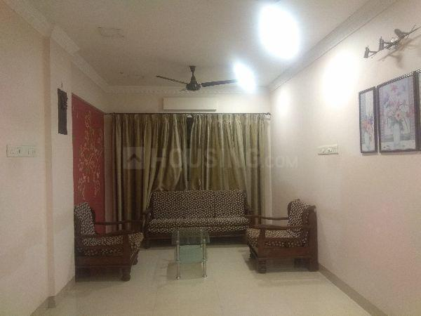 Living Room Image of 1350 Sq.ft 3 BHK Apartment for rent in Andheri East for 55000