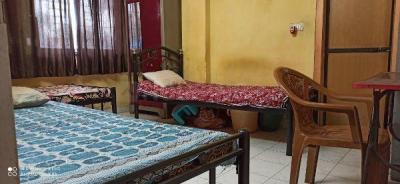 पवई में पेइंग गेस्ट के बेडरूम की तस्वीर