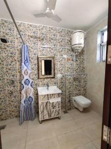 Bathroom Image of Luxury Girls' PG in Sushant Lok I