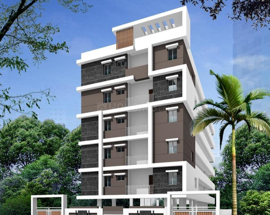 Building Image of 1085 Sq.ft 2 BHK Apartment for buy in Saroornagar for 5400000