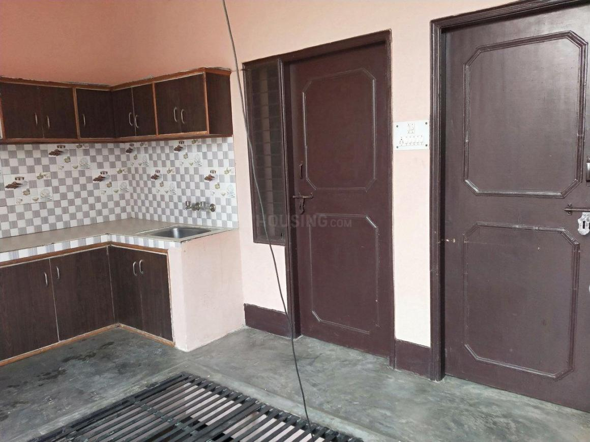 Kitchen Image of 758 Sq.ft 2 BHK Independent Floor for rent in Raj Nagar Extension for 6000