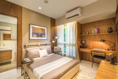 Gallery Cover Image of 600 Sq.ft 1 BHK Apartment for buy in Bhiwandi for 4900000