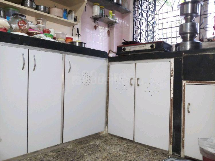 Kitchen Image of 297 Sq.ft 1 RK Apartment for buy in Malad West for 5500000