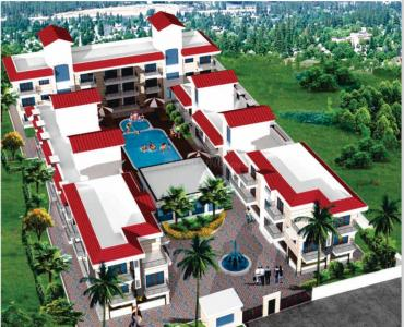 Gallery Cover Image of 714 Sq.ft 1 BHK Apartment for buy in Marna Siolim for 4990000