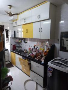 Gallery Cover Image of 625 Sq.ft 1 BHK Apartment for rent in Kopar Khairane for 25000