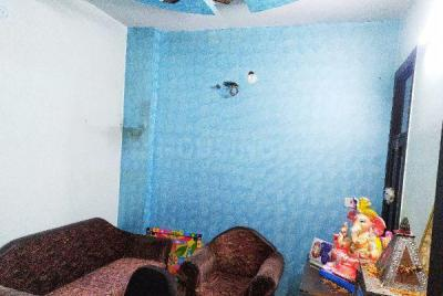 Gallery Cover Image of 580 Sq.ft 2 BHK Independent Floor for rent in Dwarka Mor for 14500