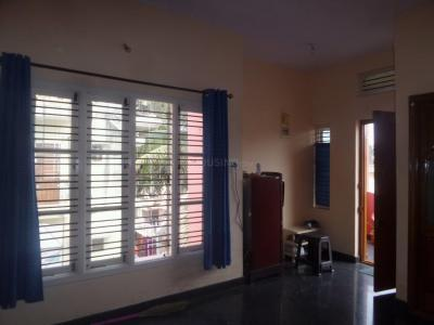 Gallery Cover Image of 700 Sq.ft 1 BHK Independent Floor for rent in J. P. Nagar for 9500