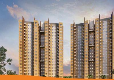 Gallery Cover Image of 1160 Sq.ft 3 BHK Apartment for buy in Shapoorji Pallonji Joyville, Kona for 4600000