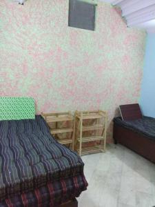 Bedroom Image of Borther Hostel in Mukherjee Nagar