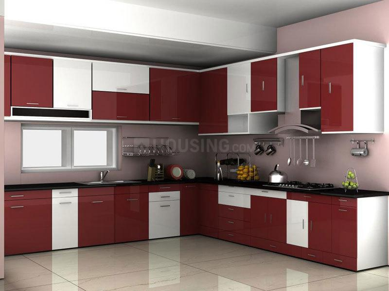 Kitchen Image of 858 Sq.ft 2 BHK Villa for buy in Whitefield for 4516000