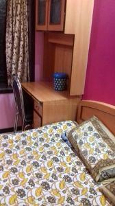 Bedroom Image of Ramesh PG in Prabhadevi