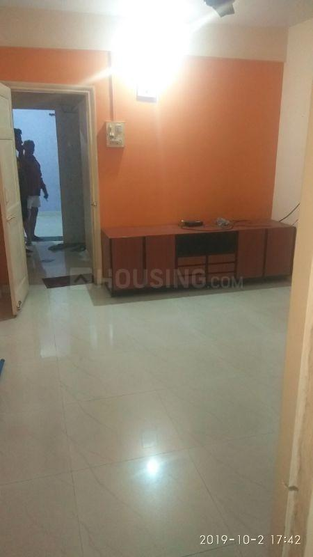 Living Room Image of 650 Sq.ft 1 BHK Apartment for rent in Kanjurmarg East for 23000