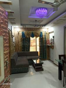 Gallery Cover Image of 605 Sq.ft 1 BHK Apartment for rent in Raj Exotica, Mira Road East for 15000