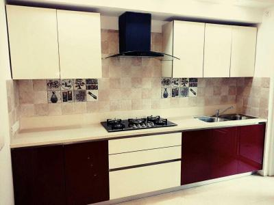 Kitchen Image of 2200 Sq.ft 4 BHK Apartment for buy in Ashoka Enclave for 10500000