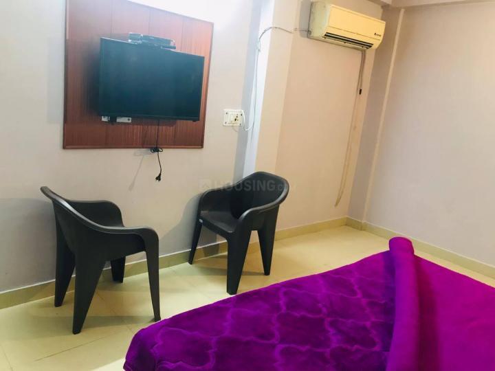 सेक्टर 16 में मन्नत ड्रीम होम के हॉल की तस्वीर