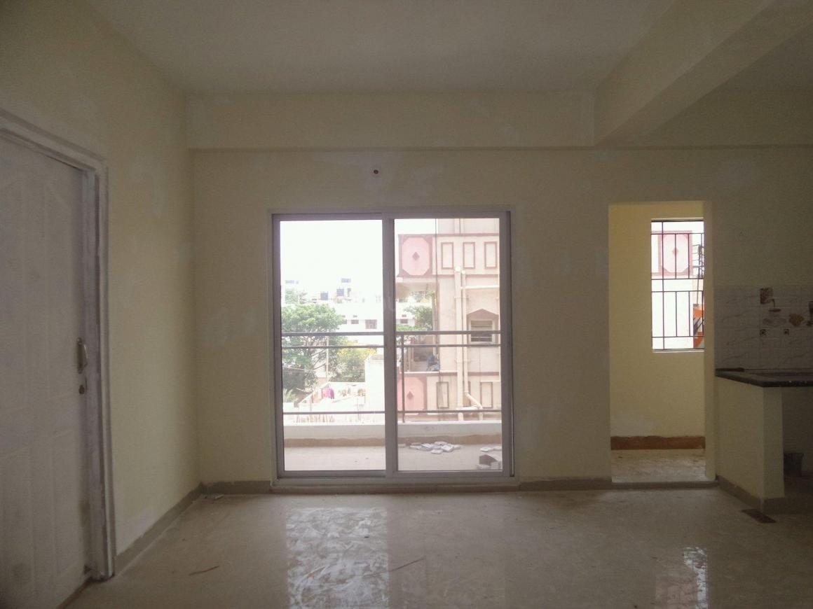 Living Room Image of 1100 Sq.ft 2 BHK Apartment for rent in Amrutahalli for 20000