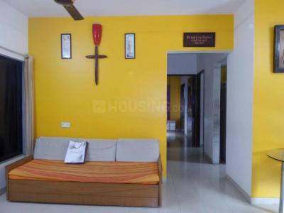 Gallery Cover Image of 590 Sq.ft 1 BHK Apartment for rent in Thane West for 18000