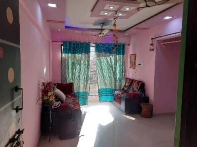 Gallery Cover Image of 672 Sq.ft 1 BHK Apartment for buy in Kalyan West for 4200000