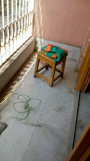 साउथ दम दम में कमललाया अपार्ट. में बालकनी की तस्वीर
