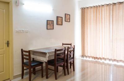 Dining Room Image of PG 4643198 Marathahalli in Marathahalli