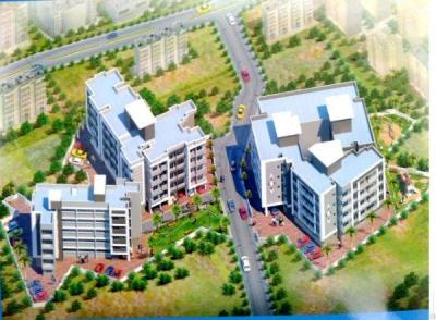 Gallery Cover Image of 530 Sq.ft 1 BHK Apartment for buy in Munish Glorious, Vasai East for 2299000