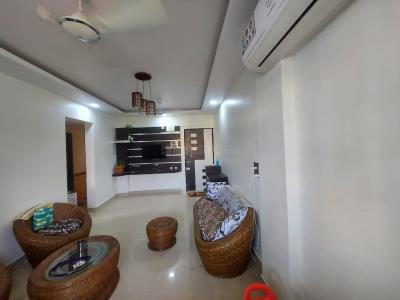 Gallery Cover Image of 620 Sq.ft 1 BHK Apartment for buy in Moreshwar Park Tower, Kalwa for 6700000