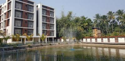 Gallery Cover Image of 998 Sq.ft 3 BHK Apartment for rent in MBPS Waterview, Rajpur Sonarpur for 12000