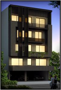 Gallery Cover Image of 2000 Sq.ft 3 BHK Independent Floor for buy in Preet Vihar for 30000000
