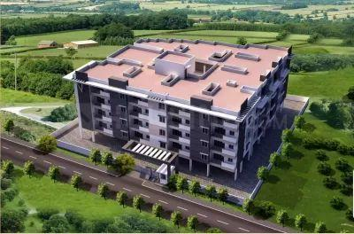 Gallery Cover Image of 1025 Sq.ft 2 BHK Apartment for buy in Saritha Fortune, Munnekollal for 6099000