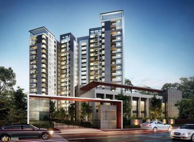 Gallery Cover Image of 1178 Sq.ft 3 BHK Apartment for buy in Koyambedu for 10700000
