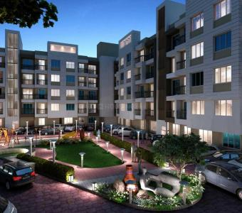 Gallery Cover Image of 595 Sq.ft 1 BHK Apartment for buy in Boisar for 1700000