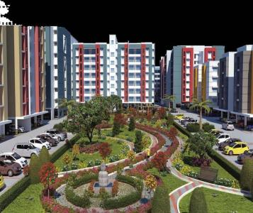 Gallery Cover Image of 1390 Sq.ft 3 BHK Apartment for buy in Joy at Shriram Temple Bells, Perumanttunallur for 4295100