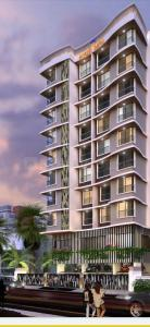 Gallery Cover Image of 1045 Sq.ft 2 BHK Apartment for buy in Aayush Aarna, Chembur for 16500000