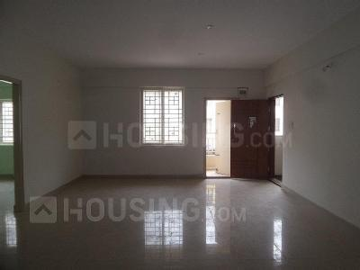 Living Room Image of 1600 Sq.ft 3 BHK Apartment for rent in Thanisandra for 26000