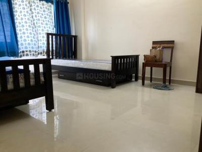 पवई में चौधरी एंटरप्राइजेज के बेडरूम की तस्वीर