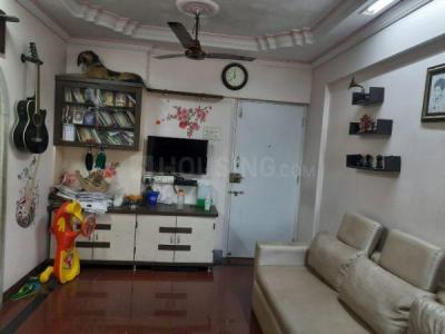 Gallery Cover Image of 600 Sq.ft 1 BHK Apartment for rent in Surya vihar, Thane West for 24500