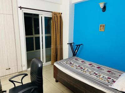 Gallery Cover Image of 1090 Sq.ft 2 BHK Apartment for rent in Chaukhandi for 19000