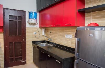 Kitchen Image of Divya Nandi Nest in Yemalur