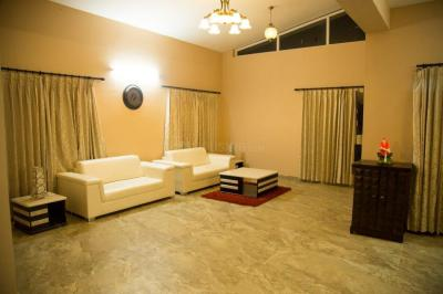 Living Room Image of 3500 Sq.ft 4 BHK Villa for rent in Vilpatti for 80000