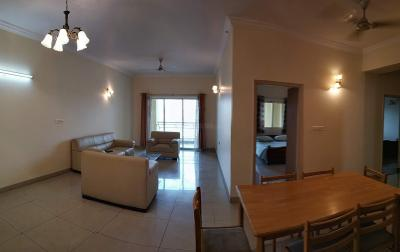 Gallery Cover Image of 1600 Sq.ft 3 BHK Apartment for rent in Malleswaram for 55000