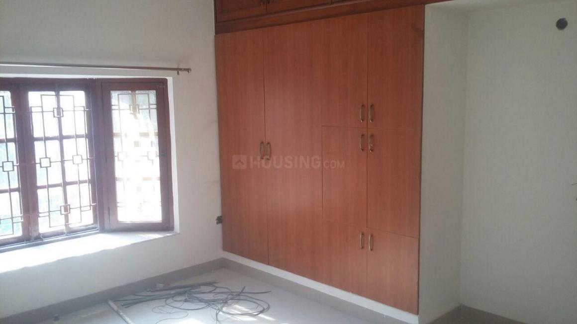 Bedroom Image of 1300 Sq.ft 3 BHK Independent House for rent in Kalyan Nagar for 20000