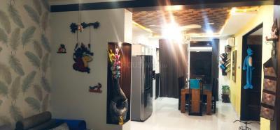 Gallery Cover Image of 1755 Sq.ft 3 BHK Apartment for buy in BRC Sri Hemadurga Sivahills, Manikonda for 14000000