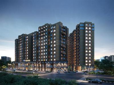 Gallery Cover Image of 1188 Sq.ft 2 BHK Apartment for buy in Maruti Arise Atlantis, Gota for 4300000