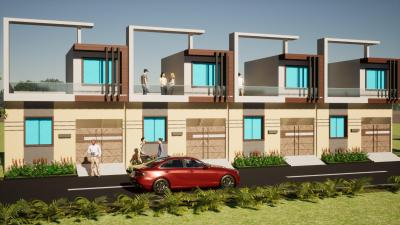 Gallery Cover Image of 850 Sq.ft 2 BHK Villa for buy in Noida Extension for 2720000