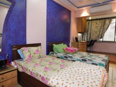 Bedroom Image of Sea Face PG in Worli