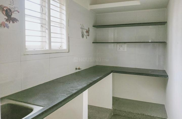 Kitchen Image of 850 Sq.ft 2 BHK Independent House for rent in Devarachikkana Halli for 14000