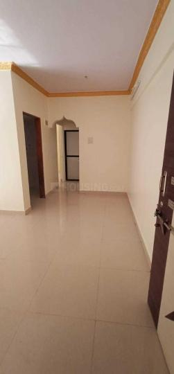 Living Room Image of 675 Sq.ft 1 BHK Apartment for rent in Nerul for 17000