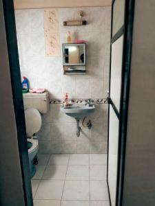 Common Bathroom Image of 1bhk Private Building Dheeraj Dharshan Andheri East in Andheri East