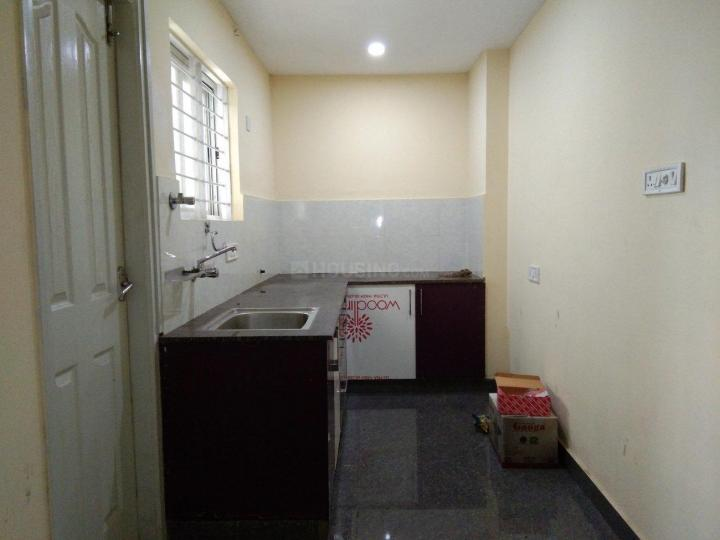 Kitchen Image of 1100 Sq.ft 2 BHK Apartment for rent in Nagarbhavi for 18000